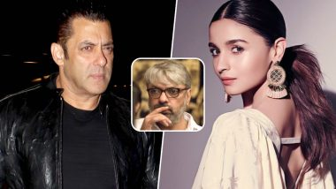Confirmed! Alia Bhatt and Salman Khan To Come Together for Sanjay Leela Bhansali's Next Titled Inshallah